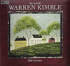 The Lang Warren Kimble 2016 Calendar