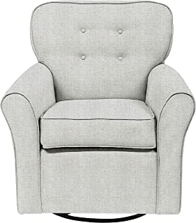 The 1st Chair Lindsay Swivel Glider in Buff 3P