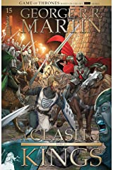 George R.R. Martin's A Clash of Kings: The Comic Book Vol. 2 #15 Kindle Edition