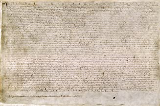 The Magna Carta Poster Photo Great Historical Documents Posters Photos 12x18