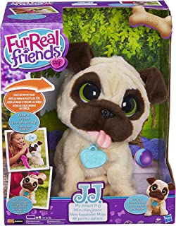 Furreal Friends Hasbro B0449EU4 - Jj, Mi Perrito Saltarín