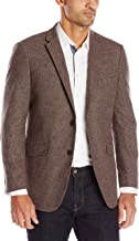 brown tweed sport coat