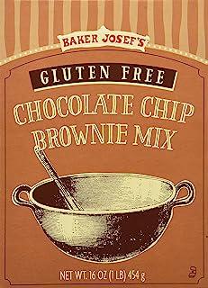 Trader Joes Gluten Free Chocolate Chip Brownie Mix