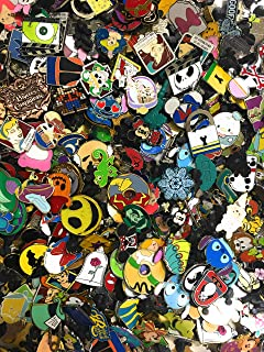Disney Trading Pins-Lot of 25-No Duplicates-LE-HM-Rack-Cast by Ale`x New