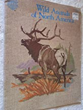 Wild Animals of North America Counted Cross Stitch Leaflet: Book 10