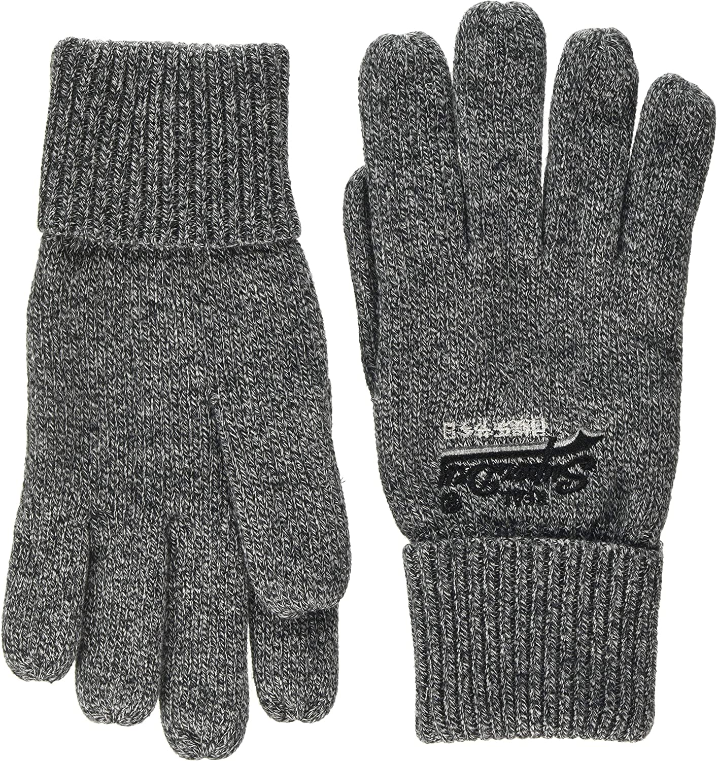 Superdry Mens Orange Label Gloves