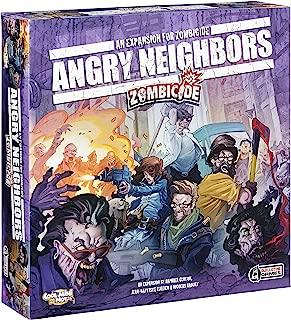 CMON Zombicide: Angry Neighbors