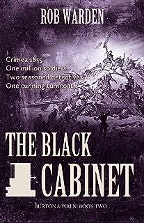 The Black Cabinet: Burton & Wren: Book Two