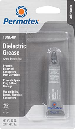 Permatex 81150-6PK Dielectric Tune-Up Grease, 0.33 oz. (Pack of