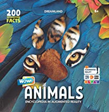 Animals- Wow Encyclopedia in Augmented Reality- Age 6+