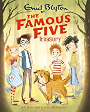 The Famous Five Treasury (English Edition)