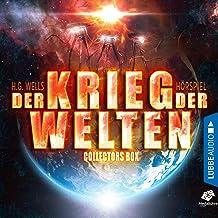 Der Krieg der Welten. Collectors Box: Der Krieg der Welten 1-4