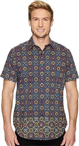 Robert Graham - Buena Vista Short Sleeve Woven Shirt