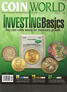 Coin World (Special Edition: Investing Basics, January 2012)