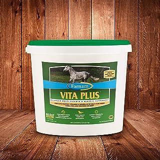 Farnam Vita Plus Balanced Multi-Vitamin & Mineral Supplement