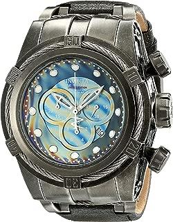 Invicta Men's 15967 Bolt Analog Display Swiss Quartz Black Watch