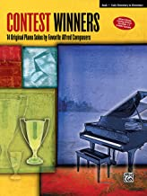 Contest Winners, Bk 1: 14 Original Piano Solos by Favorite Alred Composers