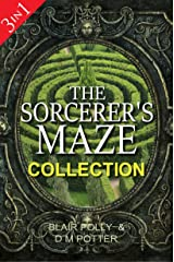 The Sorcerer's Maze Collection: Three Books in One (You Say Which Way) Kindle Edition