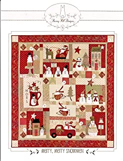 Best merry merry snowmen quilt pattern Reviews