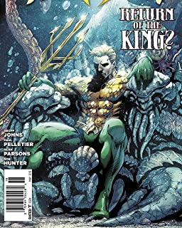 Aquaman Poster DC Comic Book Cover 32 Wall Decoration High Quality 16x20