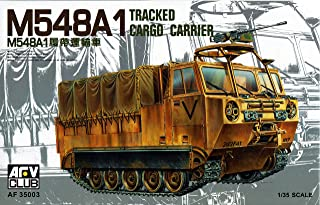 AFV35003 1:35 AFV Club M548A1 Tracked Cargo Carrier [MODEL BUILDING KIT]