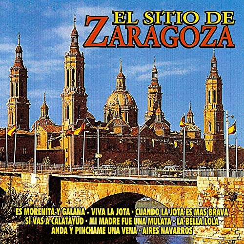 El Sitio de Zaragoza de Rondalla Bidasoa en Amazon Music ...