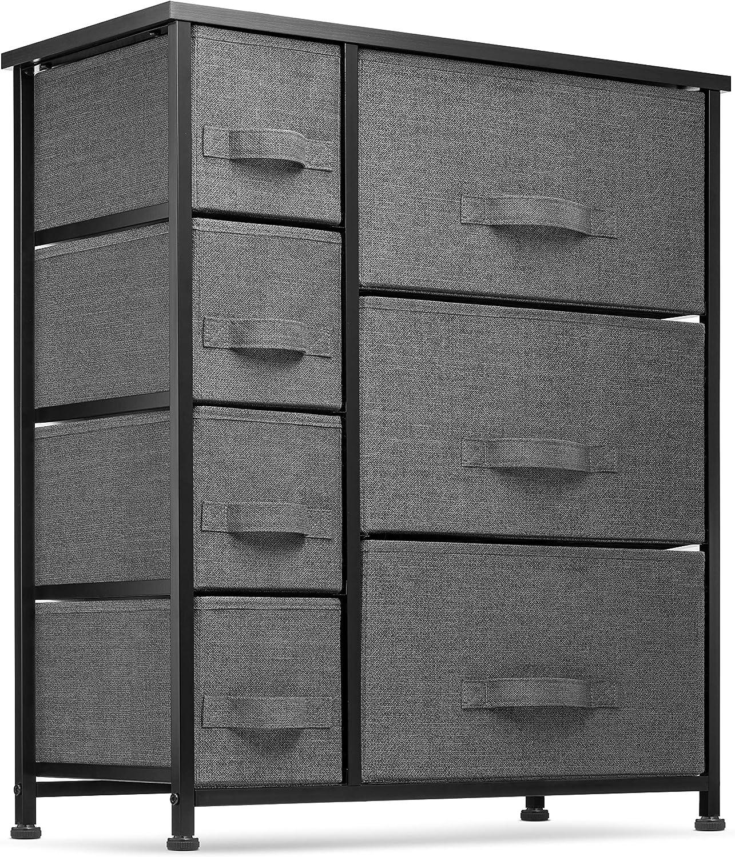 Alternative dealer 7 Drawers Dresser - Furniture Storage Unit Tower 40% OFF Cheap Sale Ha Bedroom for