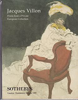Jacques Villon: Prints from a Private European Collection