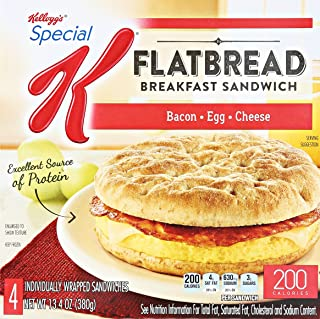 Best special k flatbread egg and cheese Reviews