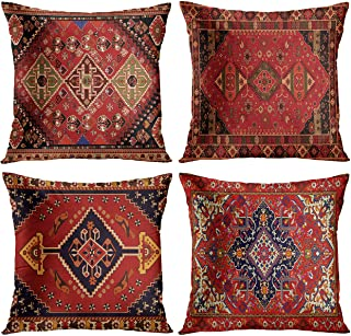 size :12/' x 20/' nches 30 x 50 cm Tribal Pillow Turkish Vintage Natural Carpet Pillow Cover Nomadic Pillow