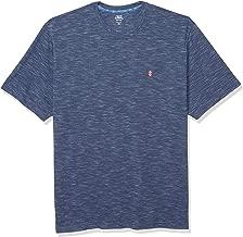 IZOD Men's Saltwater Short Sleeve Solid Slub T-Shirt