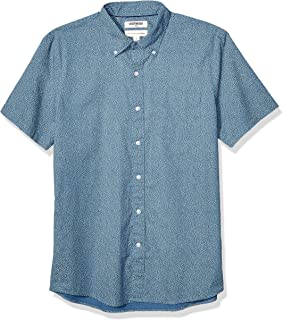 Amazon Brand - Goodthreads Men's Short-Sleeve Printed...