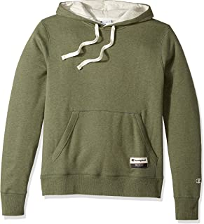 Champion Men's Authentic Originals Sueded Fleece Pullover Hoodie