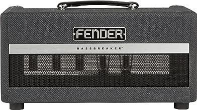 Best fender bassbreaker 15 head Reviews