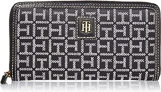 Julia Large Nylon Zip Wallet