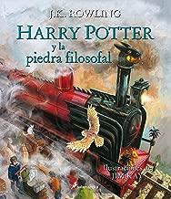 HP1-HP la piedra filosofal (Ed.ilustrada)(Rtca) (Harry Potter (Ilustrado) , nº 1)