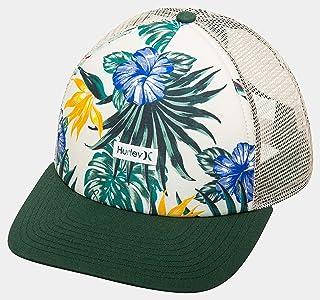 Sunset Haze Mujer Hurley W Born To Beach Trucker Hat Gorra 1SIZE