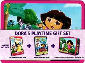 Dora's Playtime Gift Set