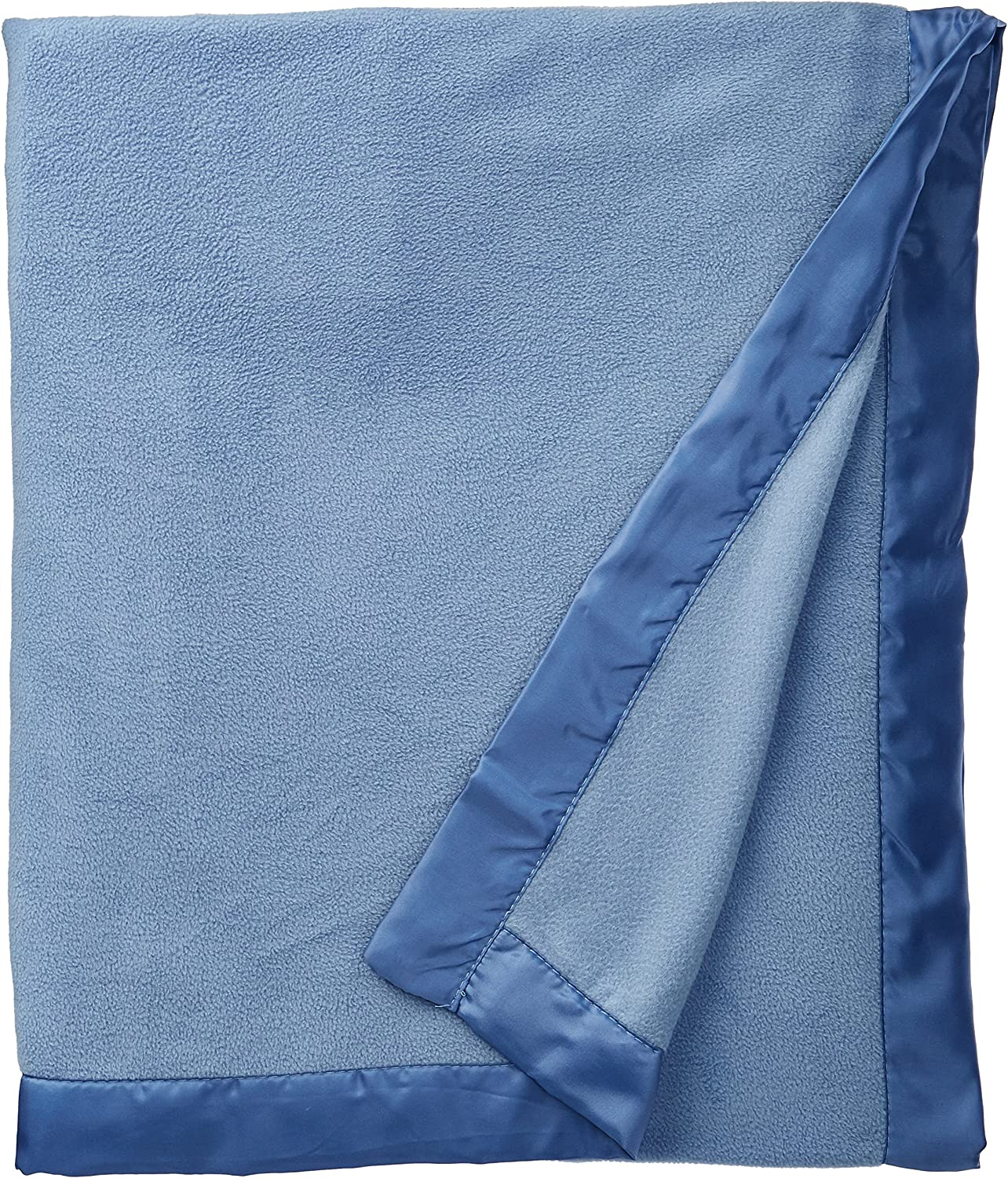 Premier Comfort Micro Fleece Blanket, King, Wedgewood(BL51-0523)