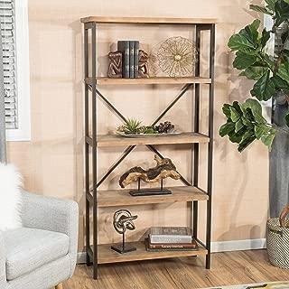Christopher Knight Home Winsten Antique Fir Wood Display Shelf, Brown