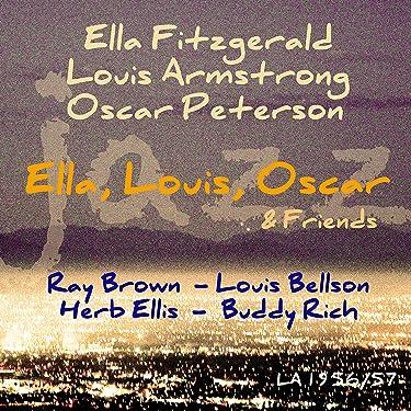 Ella, Louis, Oscar & Friends