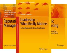 Management for Professionals (50 Book Series)