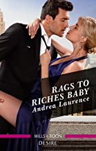 Rags To Riches Baby (Millionaires of Manhattan Book 6)
