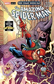 Free Comic Book Day 2018: Amazing Spider-Man/Guardians Of