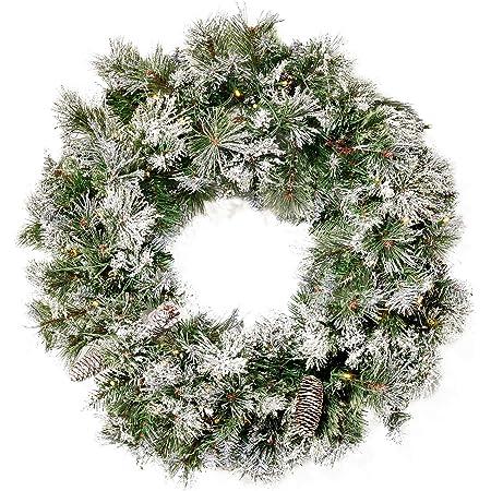 Flocked Snow Berry Stem Christmas greenery stems keleas greenery Christmas greenery for wreaths Flocked Christmas Pick Keleas