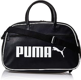 Puma Campus Grip Bag Retro Black Bag For Unisex, Size One Size