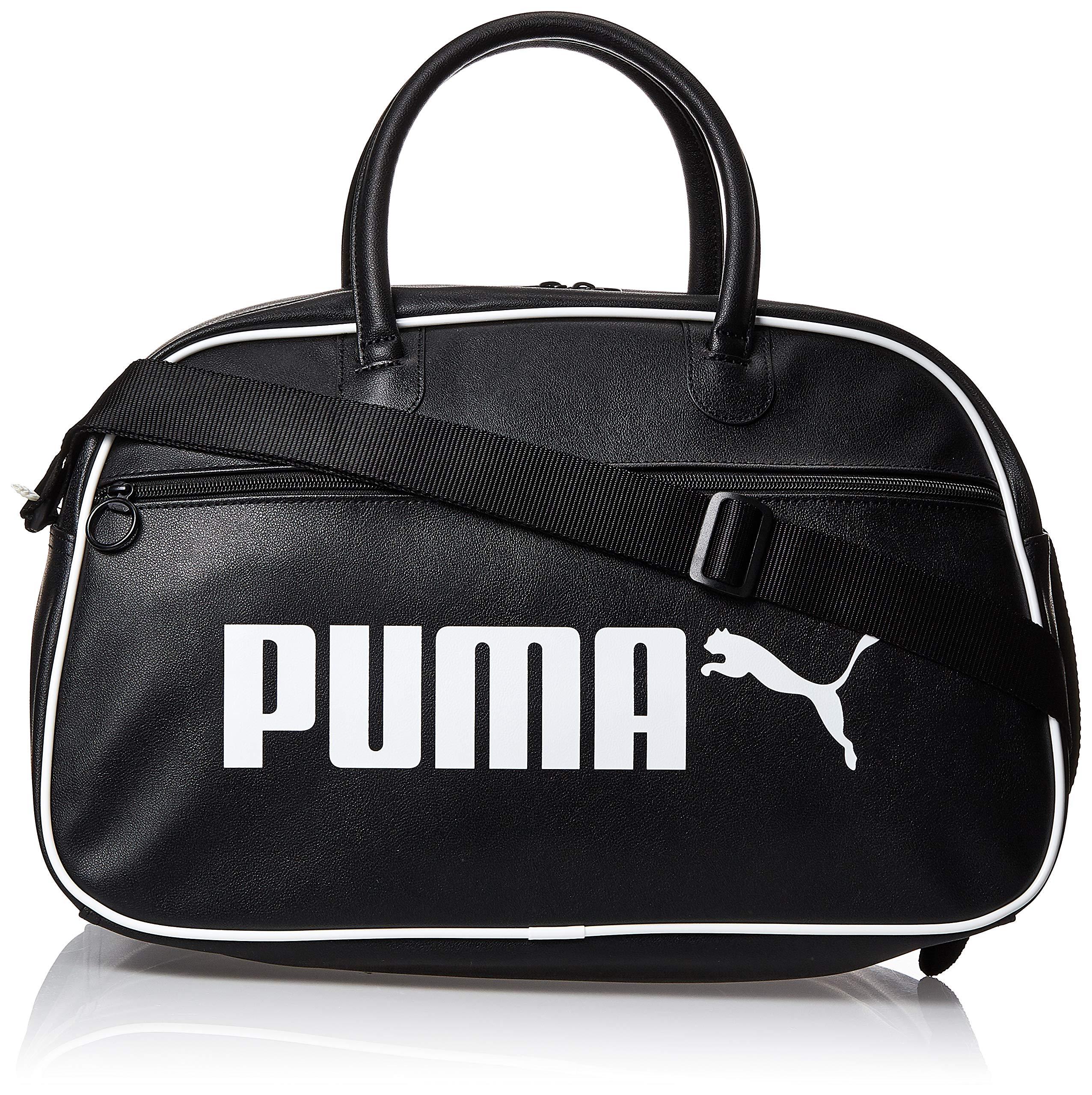 Bosque Personalmente Oferta de trabajo  PUMA Campus Grip Bag Retro Bolsa Deporte, Adultos Unisex, Black, OSFA:  Amazon.es: Deportes y aire libre
