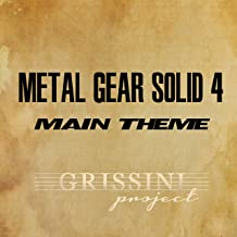 Main Theme (From ''Metal Gear Solid 4'')