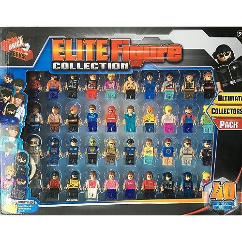Mini Lego Figures: Amazon.co.uk