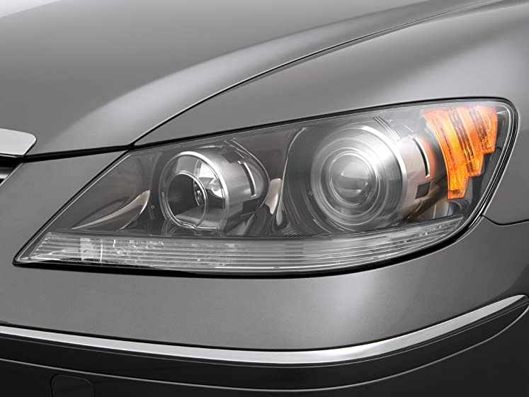 Amazoncom Acura RL Reviews Images And Specs Vehicles - 2006 acura rl headlight replacement